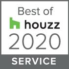 Houzz 2020 Service Award